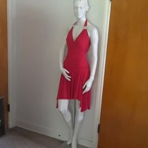 Red Jr. Evening dress.